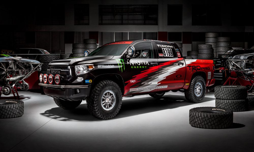 2015 Tundra TRD Pro Series Set to Get Dirty in SCORE Baja 1000 Race