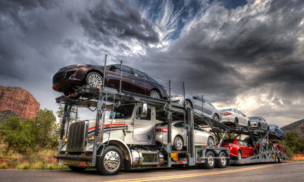 Toyota Transport Honored with EPA Excellence Award
