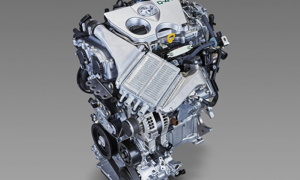 Toyota Doubles Turbo Offerings in New Engine Lineup