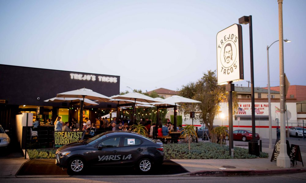 Toyota & Trejo's Tacos Offer Enchiladas Con YarisiA for One Night Only