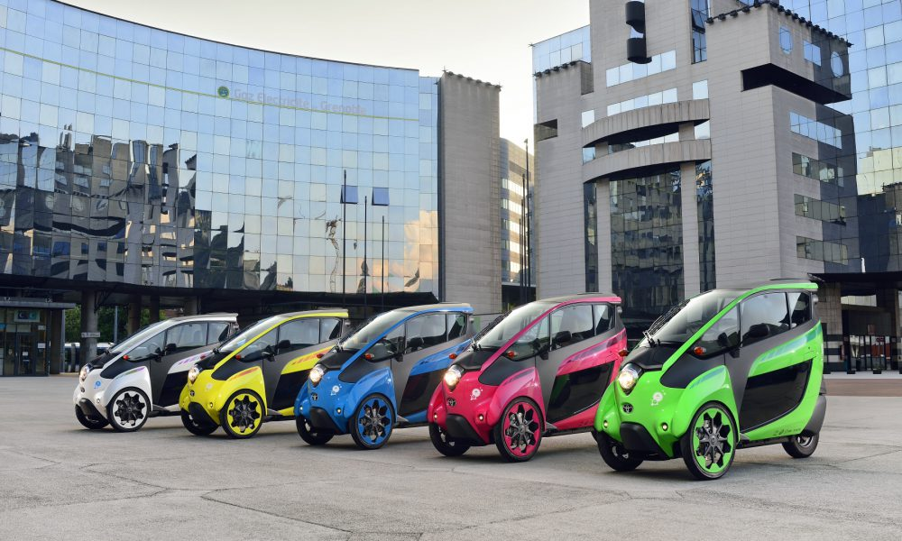 2014 Grenoble Smart City Cité lib by Ha:mo Program – Toyota i-Road 005