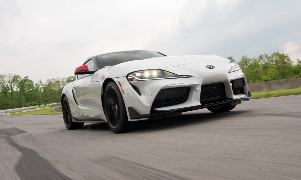 2020 GR Supra Launch Edition Absolute Zero 022