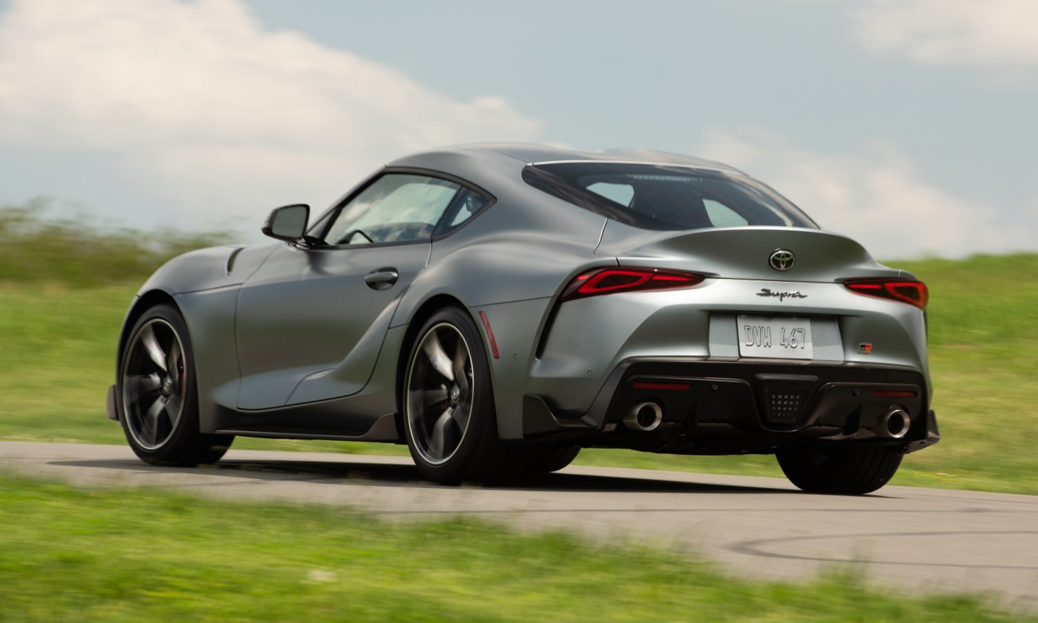 Toyota Supra: An Icon A Half-Century in the Making