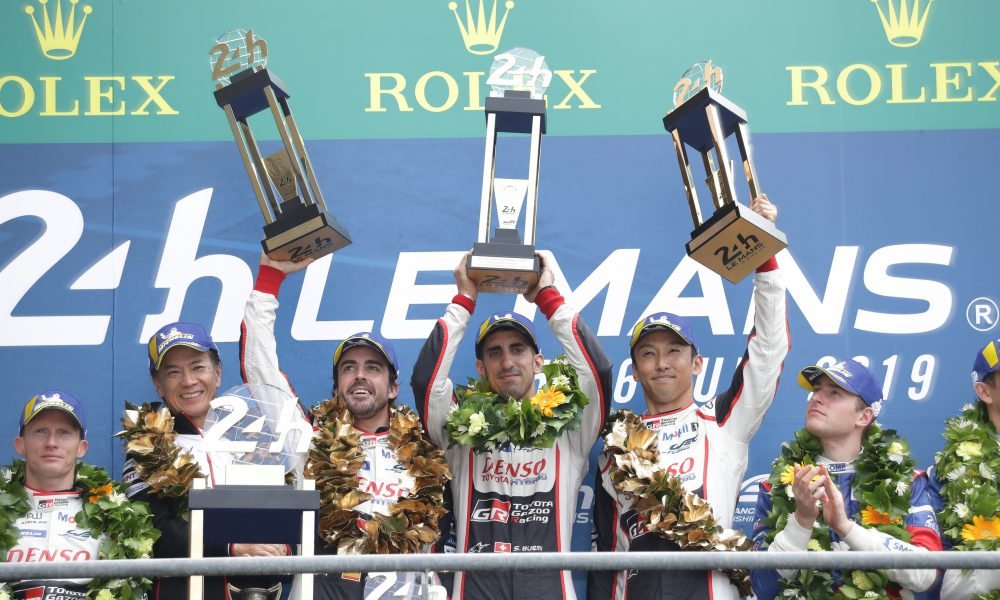 Dramatic One-Two Victory for TOYOTA GAZOO Racing