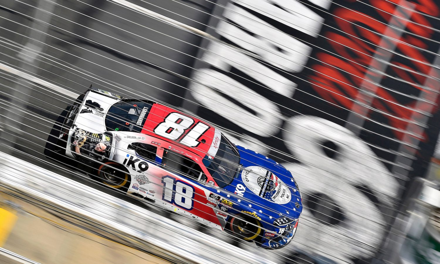 Truex Victorious in Longest Race of the Year