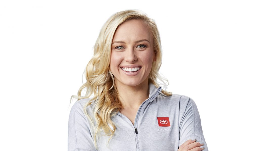 Team Toyota Jessica Long
