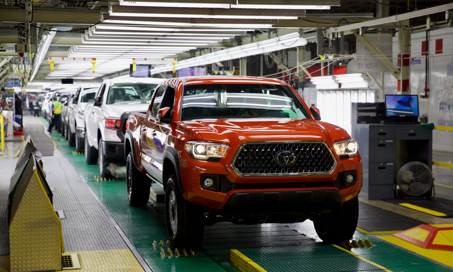 Toyota Trucks: Born in Texas and Assembled by Texans
