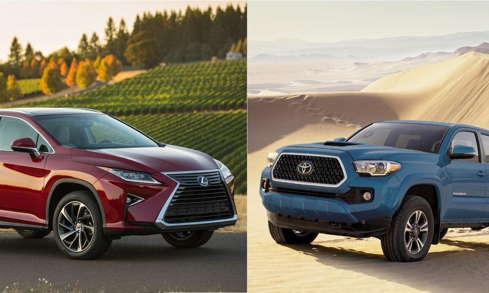 Toyota Motor North America Reports August 2019 Sales