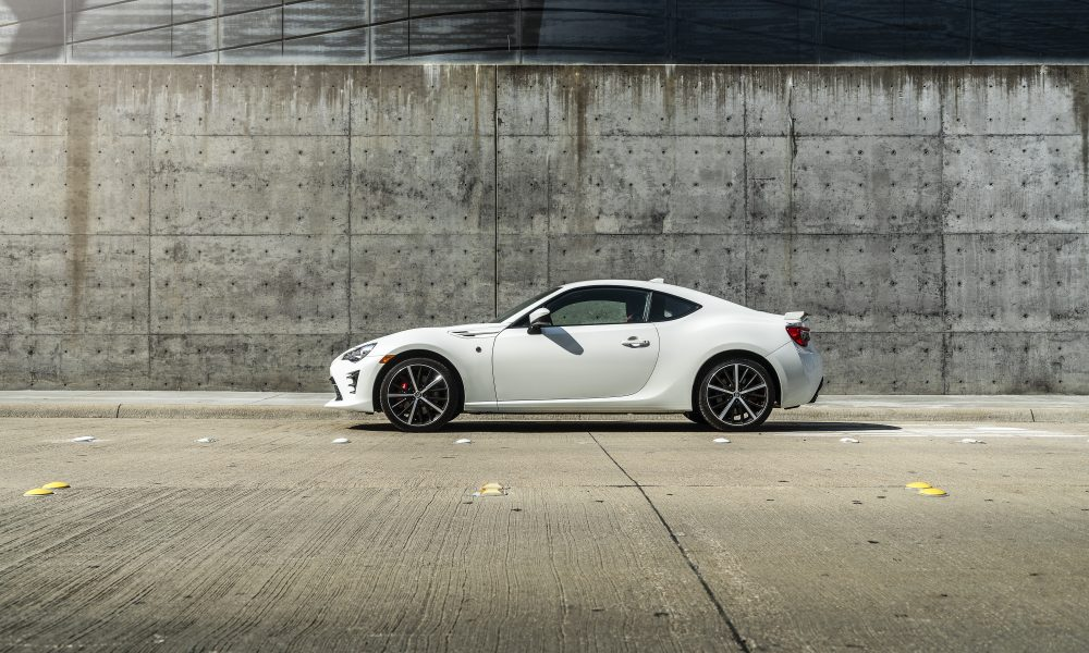 2020 Toyota 86 Brings a Slice of Legendary Japanese Road to America