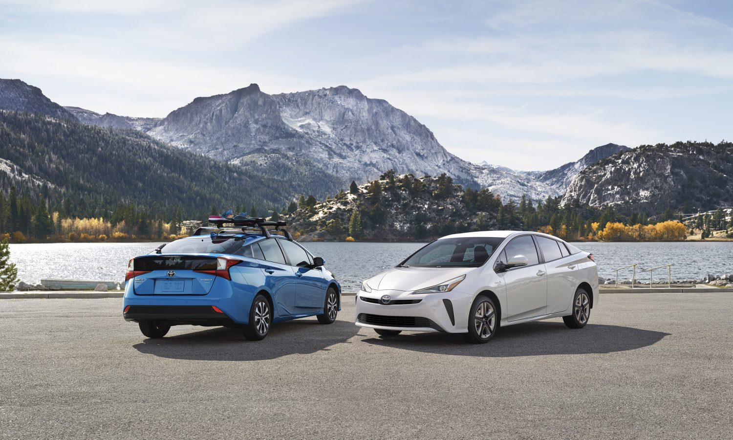 """Toyota's """"It's Unbelievable"""" Campaign Invites Consumers to Go More Places in the 2020 Prius"""