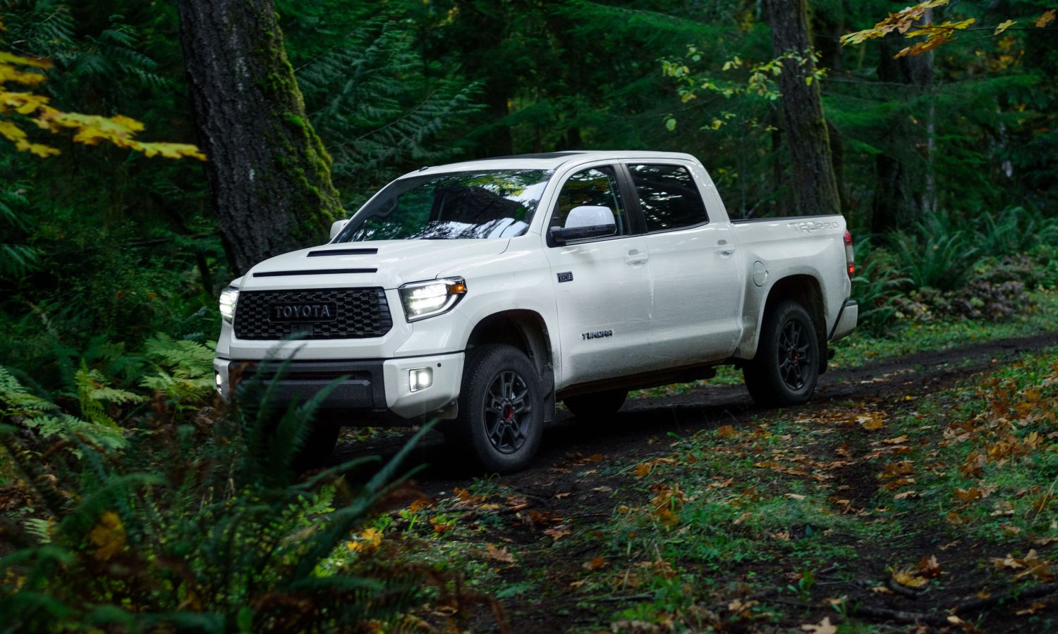 """Toyota Tundra Doubles Down on """"Work Hard, Play Hard"""" Philosophy for 2020"""