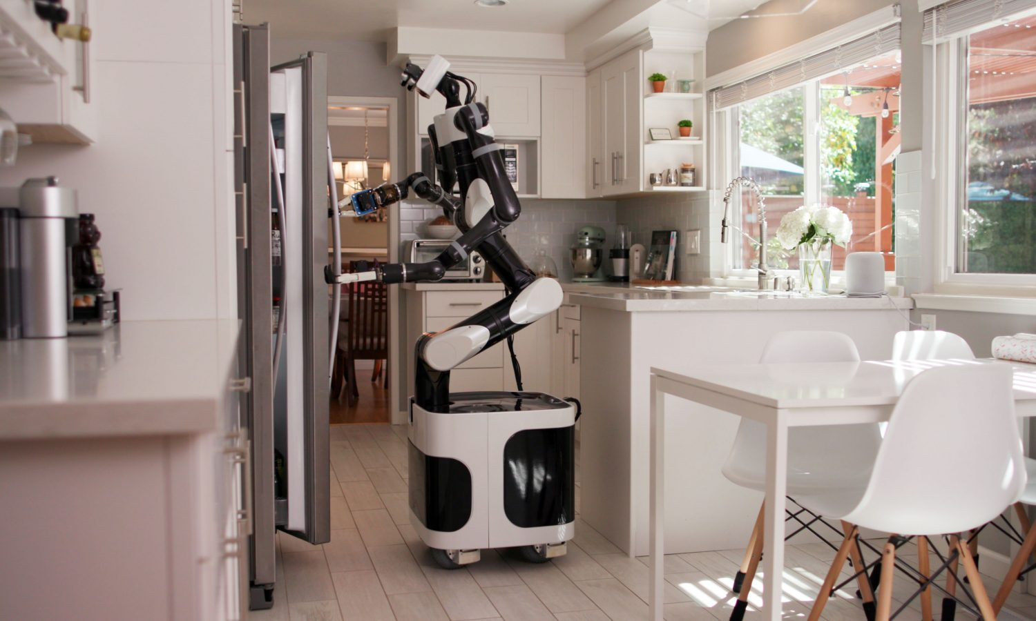 TRI Teaching Robots to Help People in their Homes