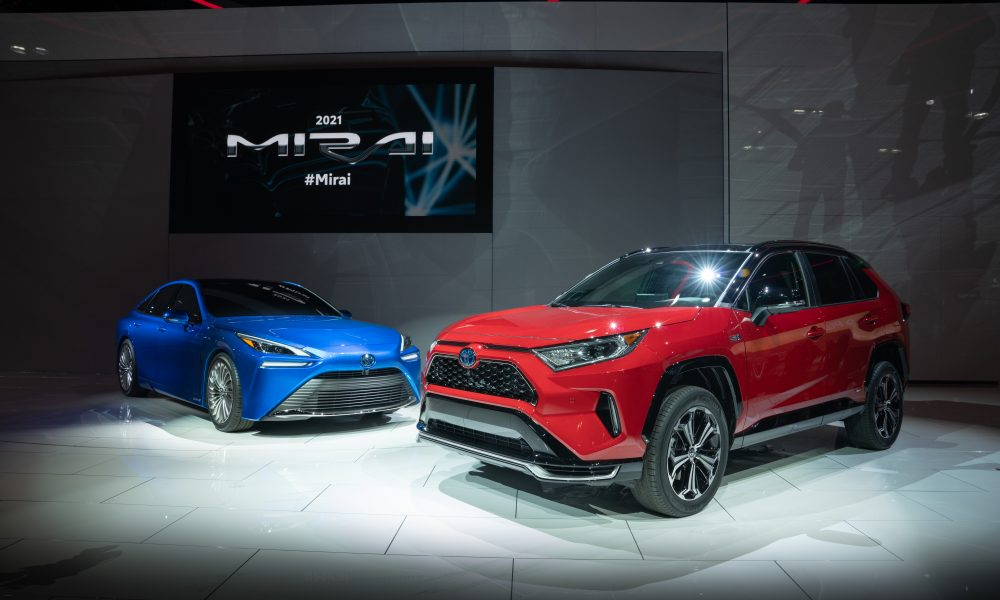 Toyota Makes its Mark at the 2019 Los Angeles Auto Show with Elevated Lineup