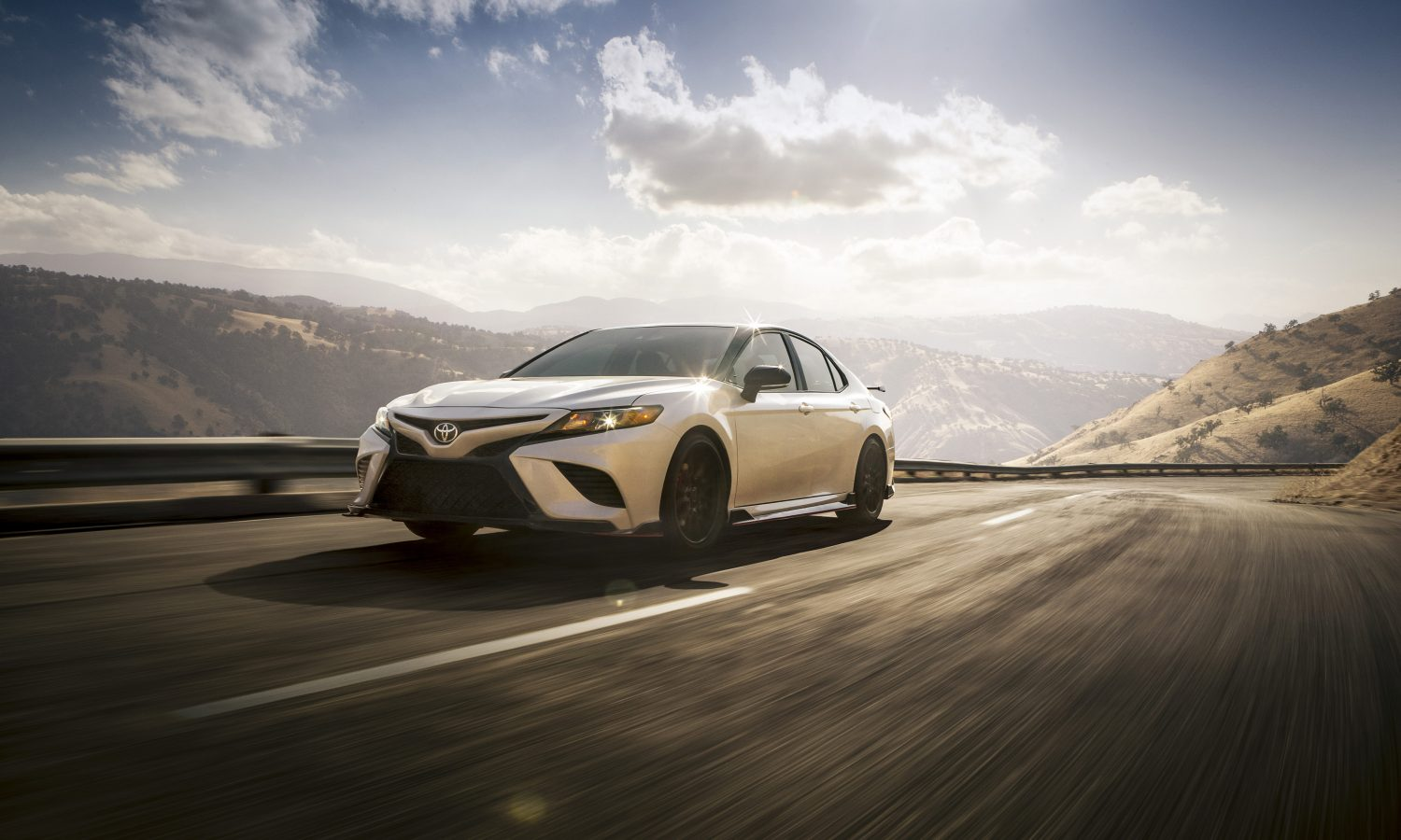 Toyota Camry Leads Midsize Sedan Segment While Revving It Up with First-Ever TRD Model