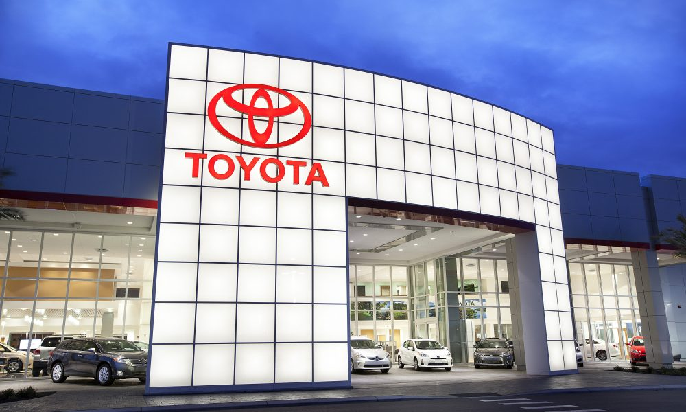 Toyota Dealers Turn Up for Their Communities
