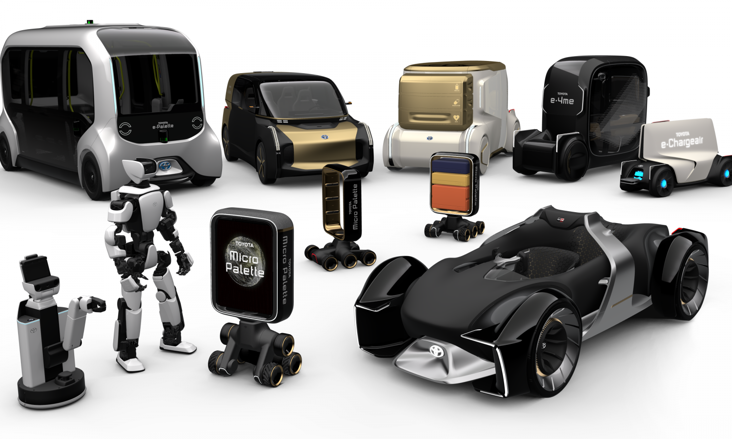 Toyota to Reveal more of its New Mobility Ecosystem Strategy at 2020 CES®