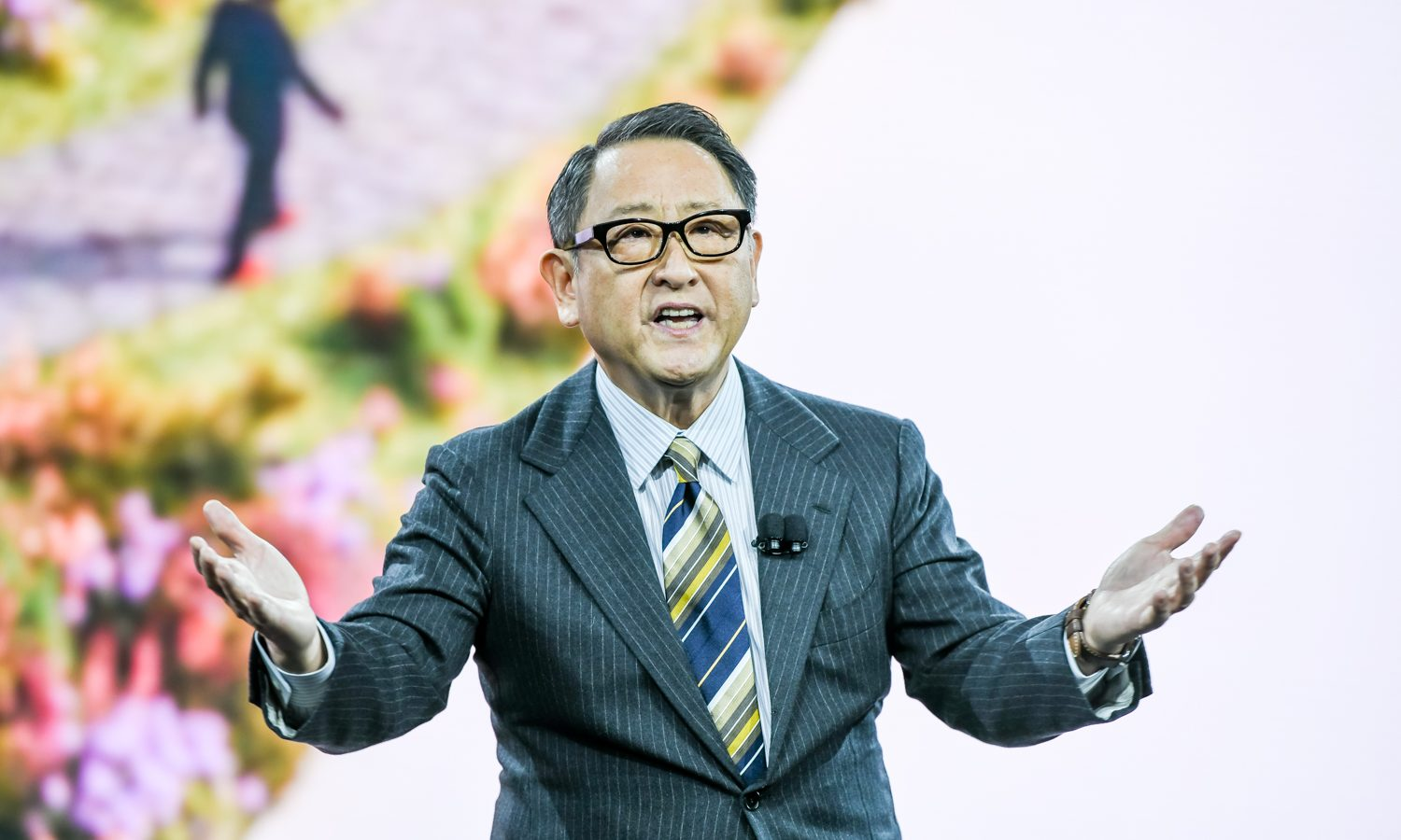 2020 Consumer Electronic Show: Toyota Press Conference, Akio Toyoda and Bjarke Ingels Remarks