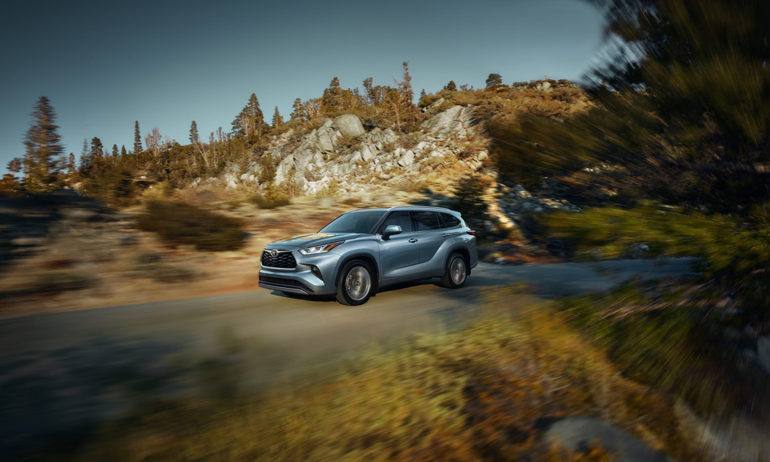 """Toyota's """"GO HIGHLANDER"""" Campaign Takes You Where They Need You"""
