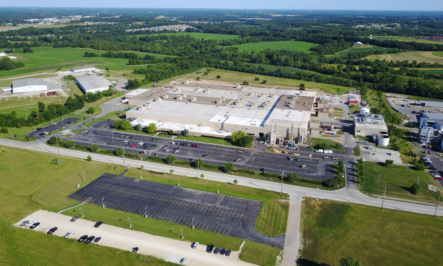 Toyota Motor Manufacturing, Missouri (TMMMO) Fact Sheet