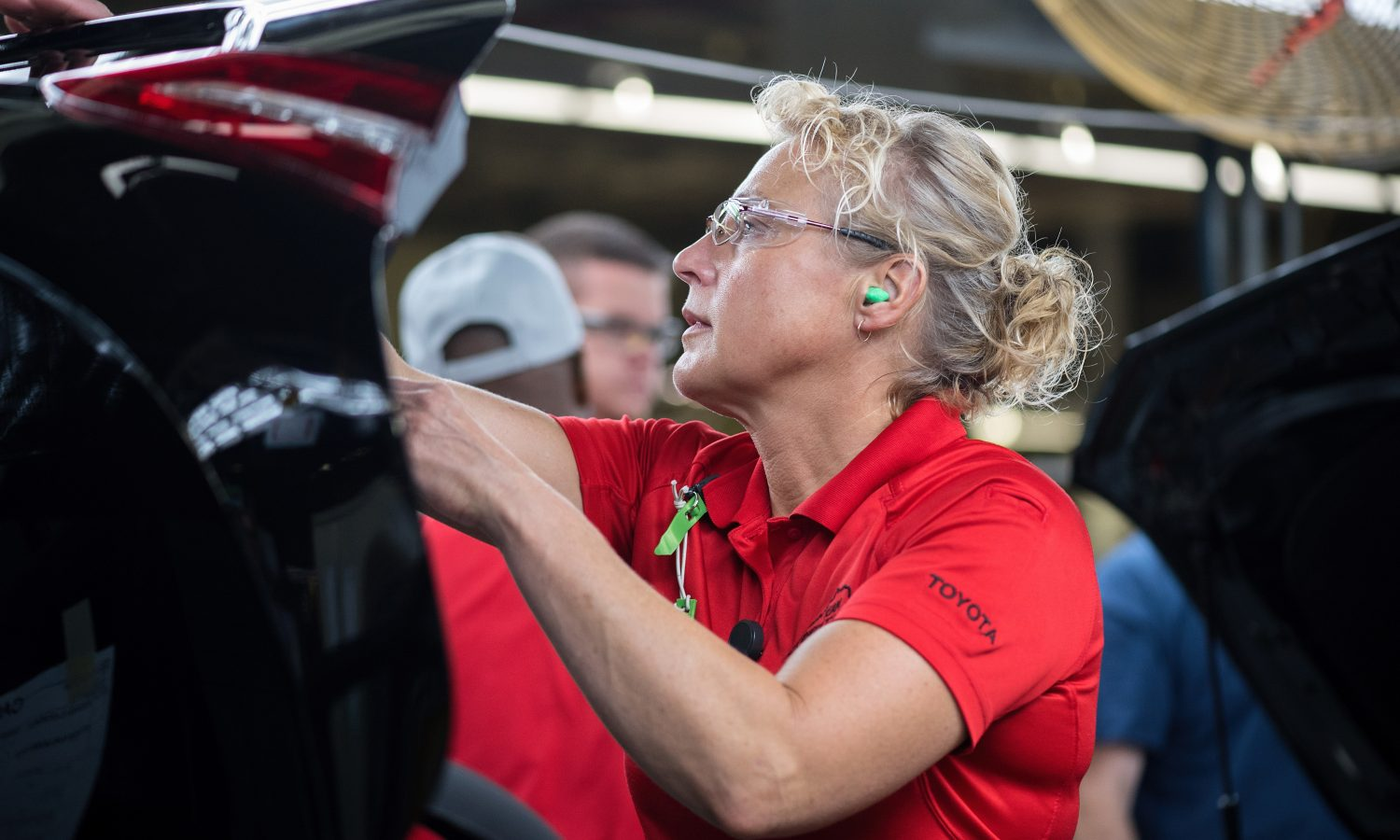 Toyota Achieves Top 10 Ranking for Diversity