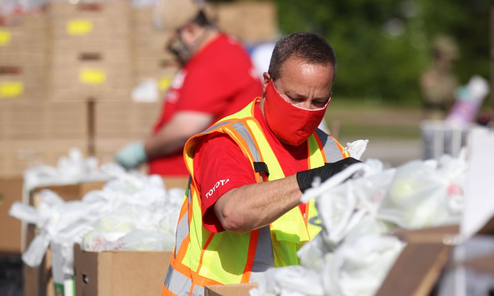 Toyota USA Foundation Builds Upon Company's Ongoing COVID-19 Relief Efforts