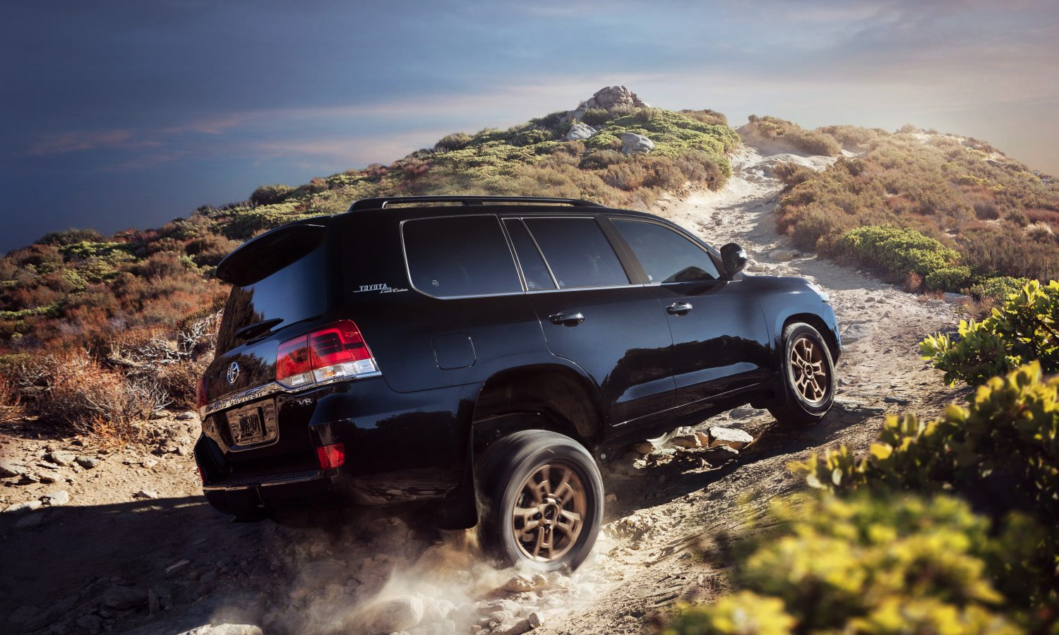 Toyota Land Cruiser Defines and Refines 65 Years of Brand Heritage