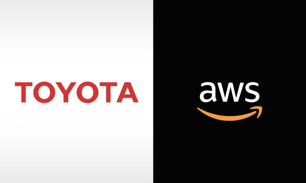 Toyota and Amazon Web Services Collaborate on Toyota's Mobility Services Platform