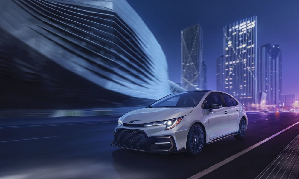 7 Ways the 2021 Toyota Corolla Apex Edition Builds on the Spirit of Waku Doki