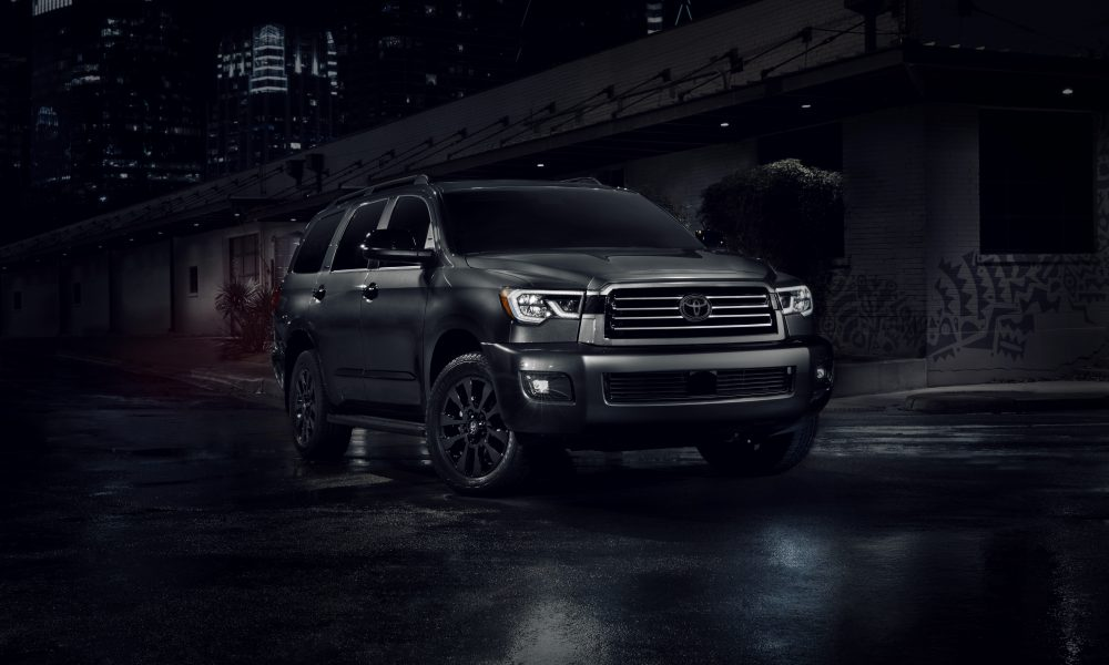 Sequoia Marches Ahead with Pricing and All-New Special Edition for 2021 Model Year