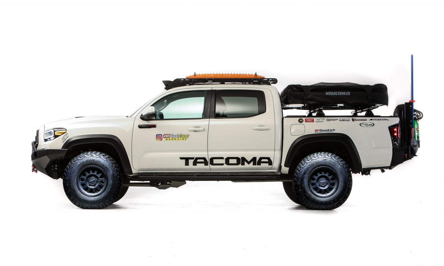 Toyota Fuels Appetite for Adventure with Supras and Tacoma