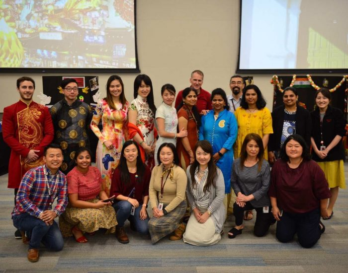 Toyota Asian American Society in Alliance (TAASiA)