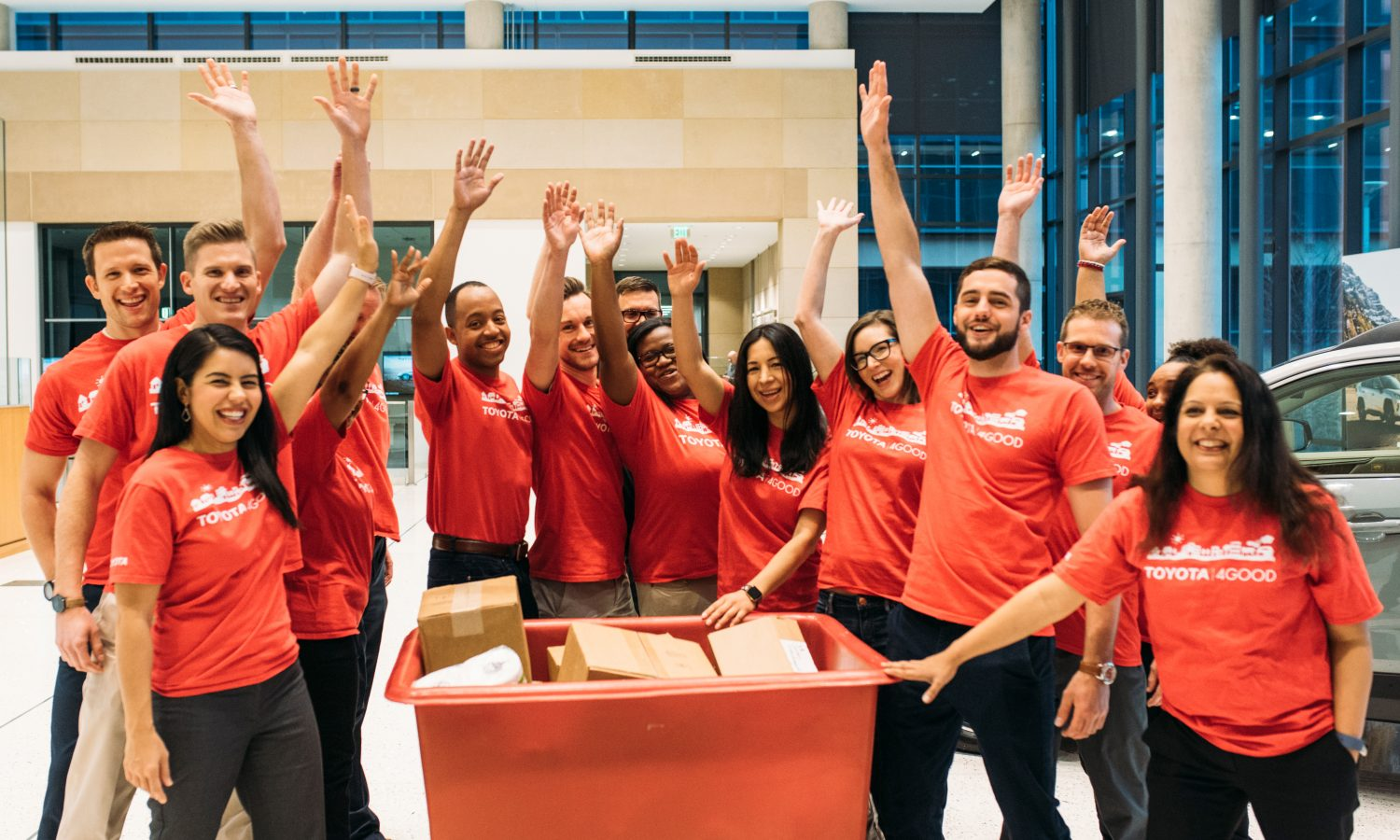 Employees Drive Inclusion at Toyota Through 100+ Active Resource Chapters