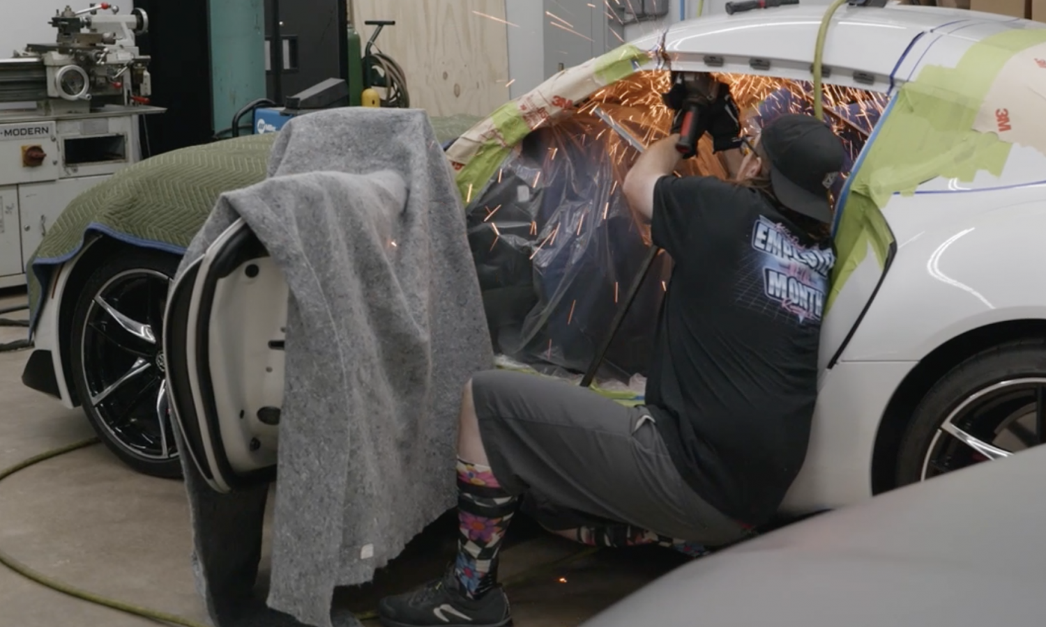 Toyota Delivers More SEMA Story Content