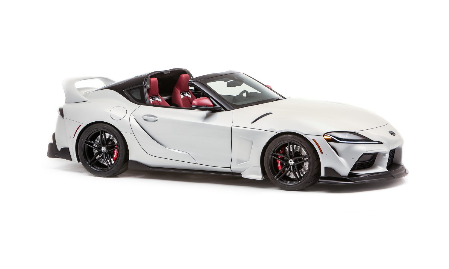 GR Supra Sport Top Blows the Roof Off the Competition