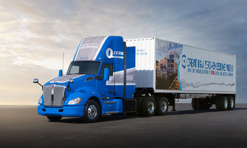 Toyota Moves Closer to Production with Next Generation Fuel Cell Electric Technology for Zero-Emissions Heavy Duty Trucks