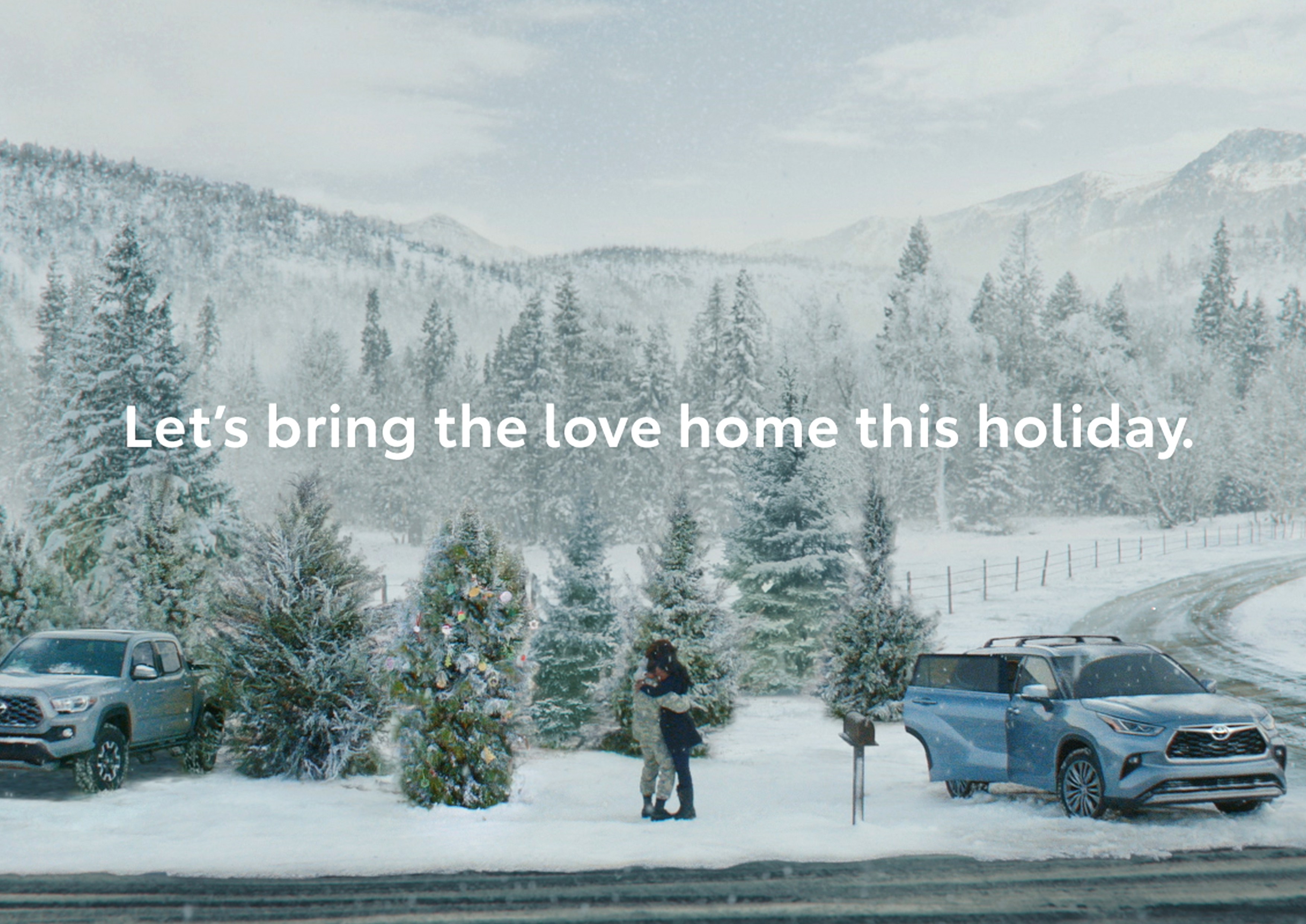 Acura Christmas Commercial 2021 Toyota Debuts Annual Heartwarming Holiday Commercial During Nbc S Christmas In Rockefeller Center Toyota Usa Newsroom