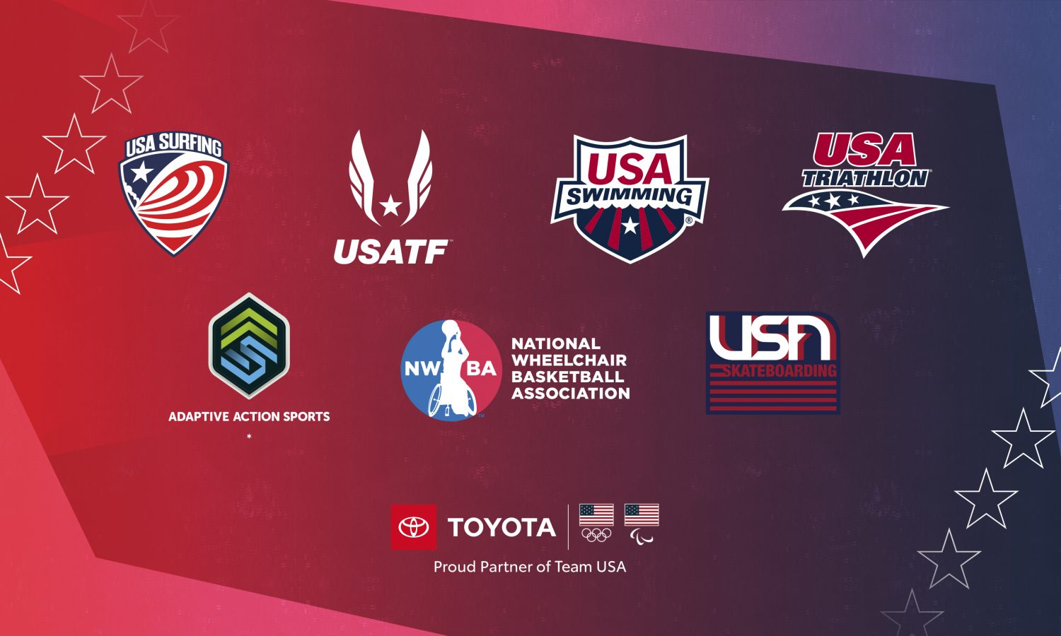 Toyota Reaffirms Commitment to U.S. Olympic and Paralympic Dreams