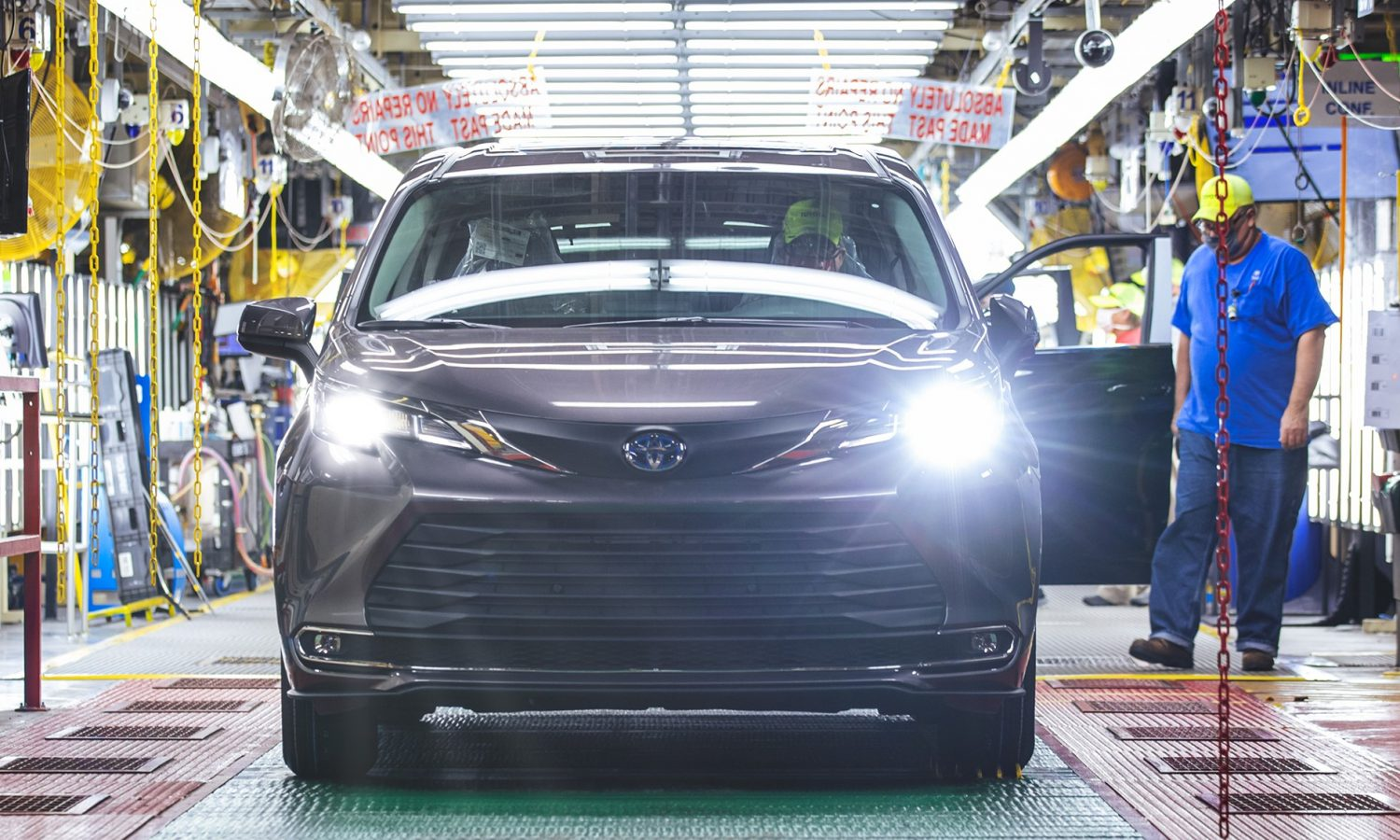 Toyota Indiana: Trailblazing with Cutting-Edge Innovation to Assemble Some of Toyota's Most-Loved Vehicles