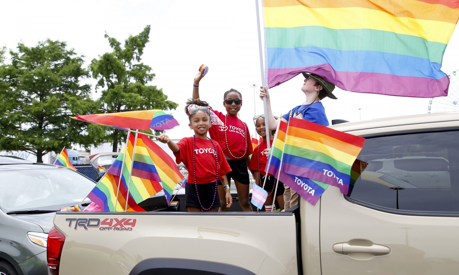 Protecting and Improving Equality for Toyota LGBTQ+ Team Members