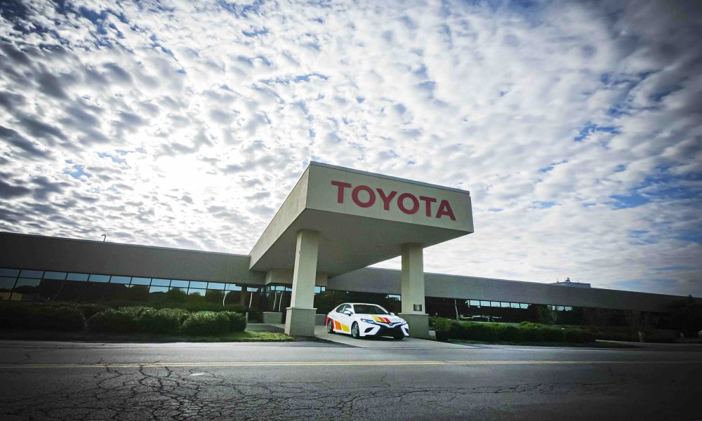 Toyota West Virginia Announces $210 Million  New Investment and 100 New Jobs