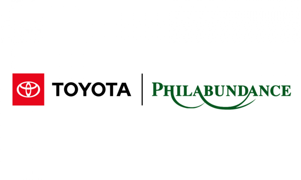 Toyota-Philabundance Co-Branded Logo