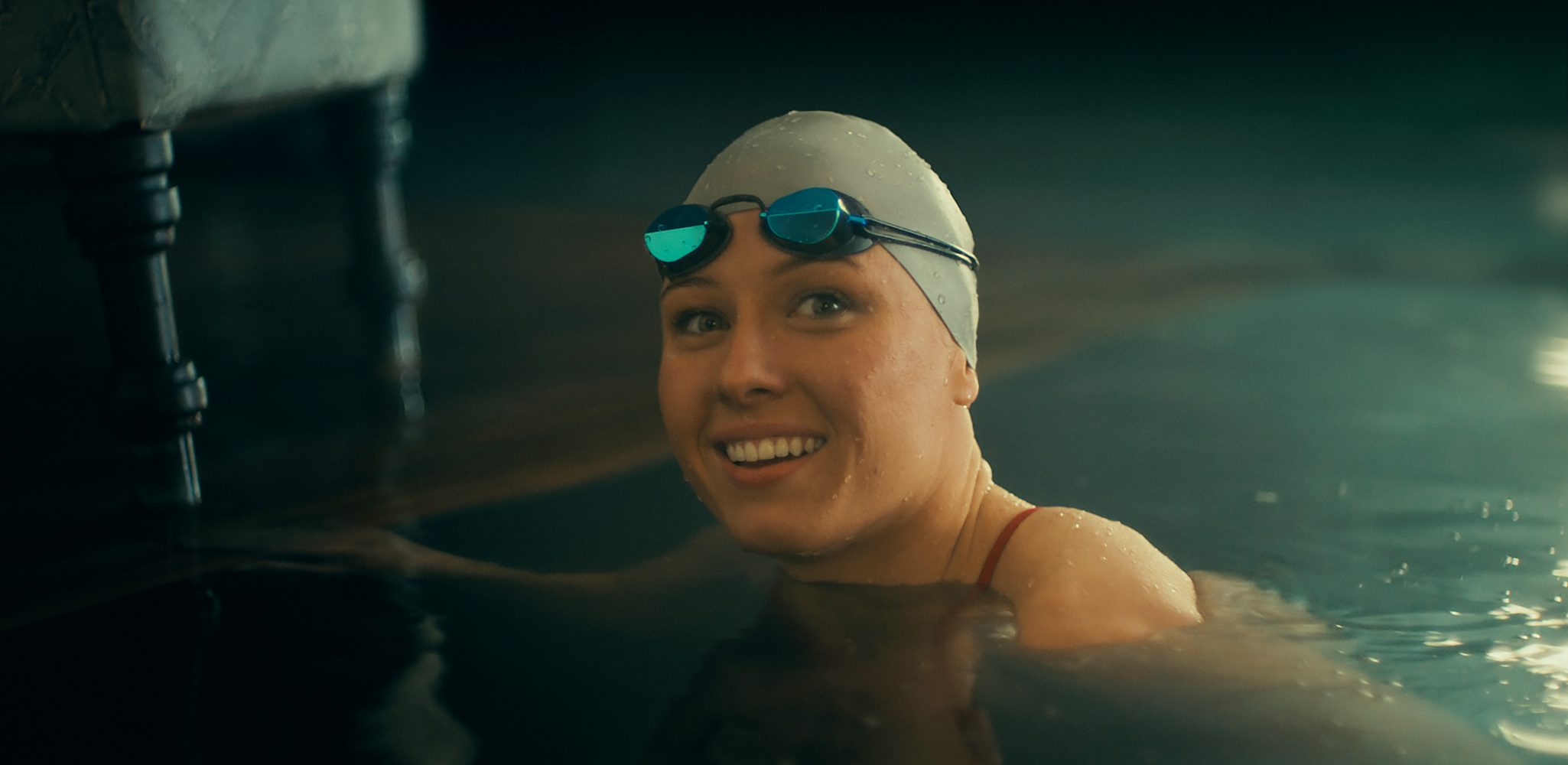 Swimming 'Upstream' With U.S. Paralympian Jessica Long