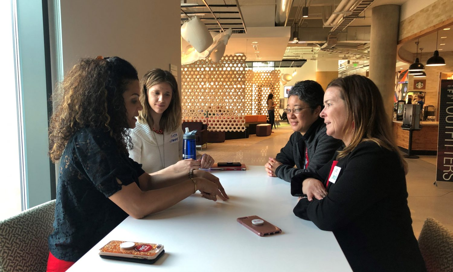 Driving Women to Automotive: The Leaders of Toyota on Why Mentoring Matters