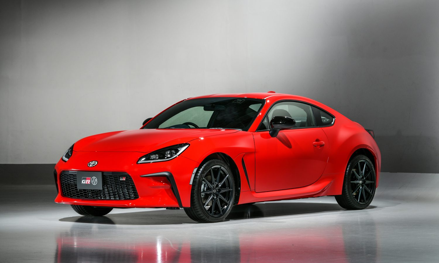 Toyota Presents World Debut of the New GR 86