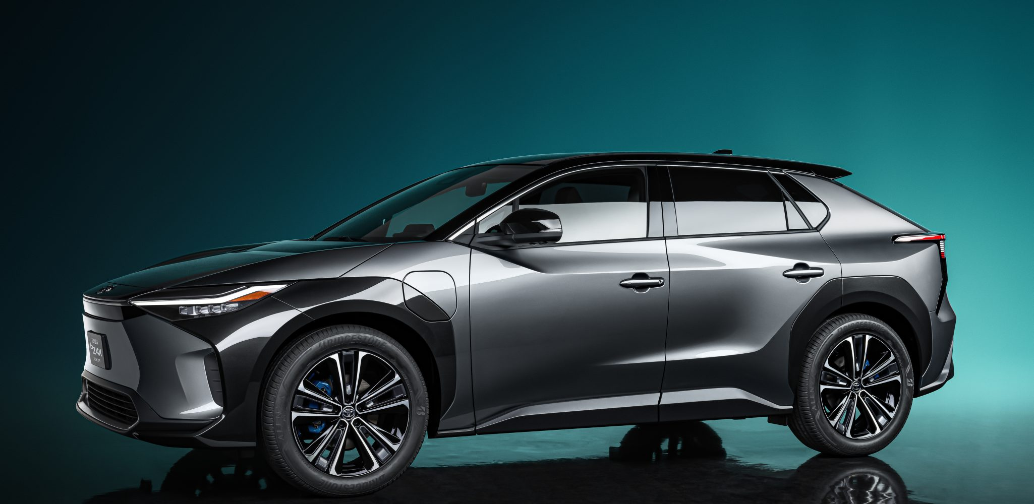 Toyota Debuts All-Electric SUV Concept
