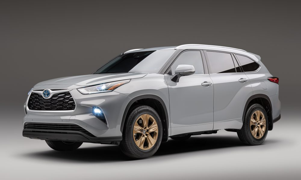 Highlander Becomes Work of Art with New Bronze Edition for 2022