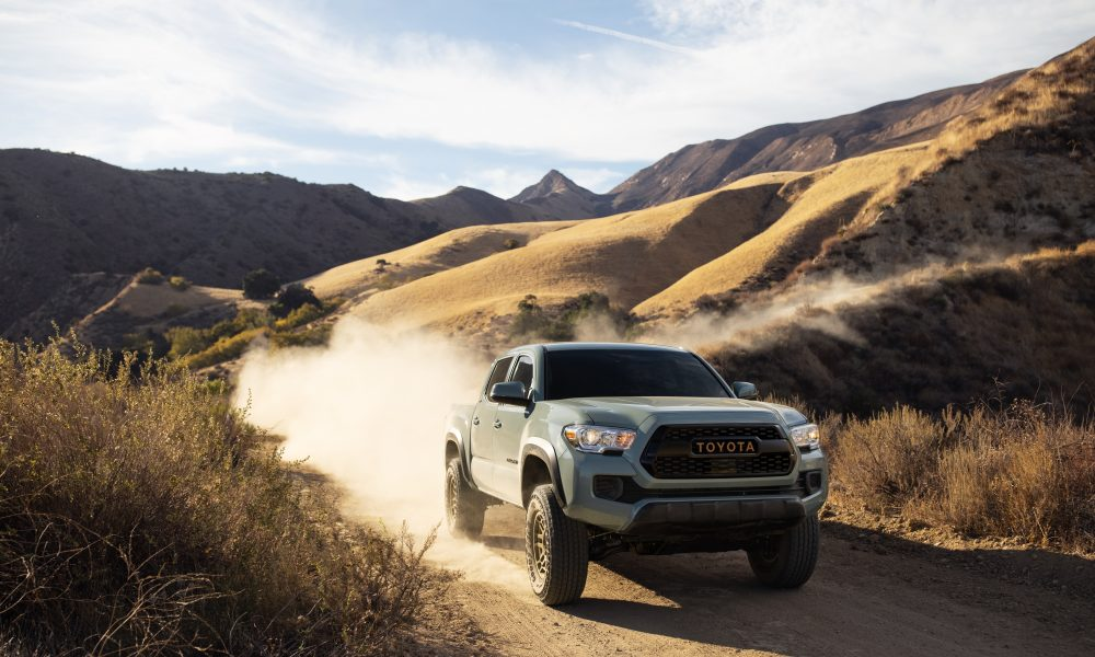 New 2022 Tacoma Trail Edition 4×4 is Ready for Adventure