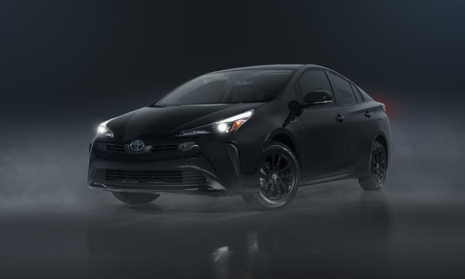 Iconic Hybrid Makes a Bold Statement: Toyota Announces Prius Nightshade Edition