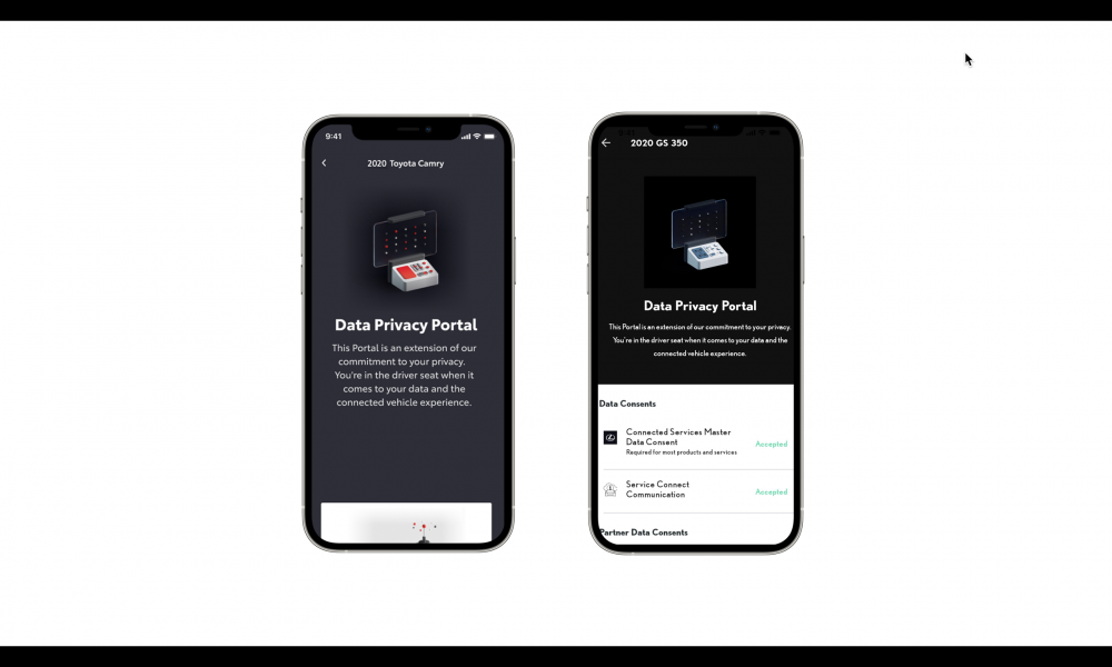 Toyota Motor North America Introduces Privacy Portal to Make Consumer Data More Accessible and Transparent