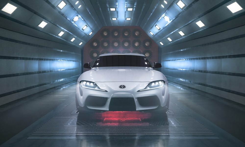 Supra A91-CF Front_WindTunnel_0889
